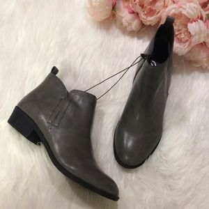 American Rag Gray Ankle Boots